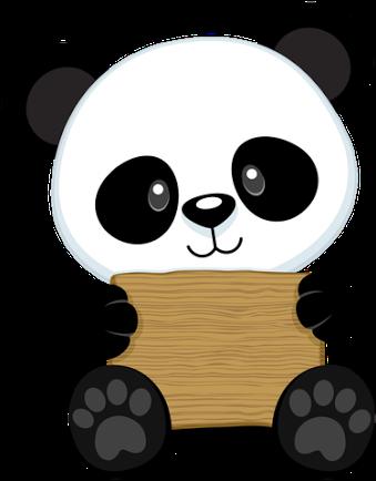 339x434 Resultado De Imagem Para Oso Kawaii Png Panda