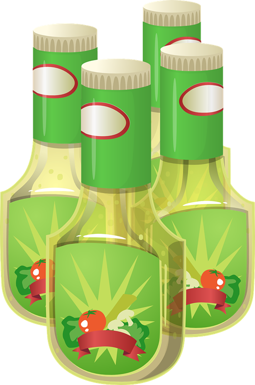 500x754 Salad Free To Use Clip Art 4