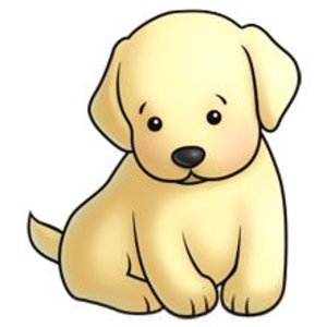 300x300 Free Lab Dog Clipart Free Images
