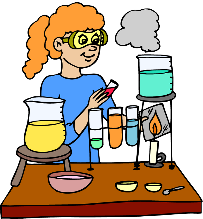 694x750 Science Lab Clipart Free Download Clip Art