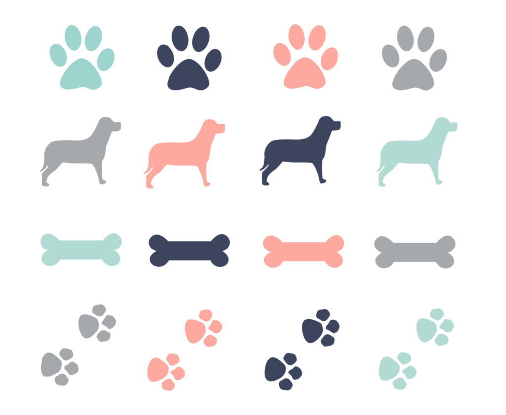 1024x840 38 Dog Paw Clipart Images