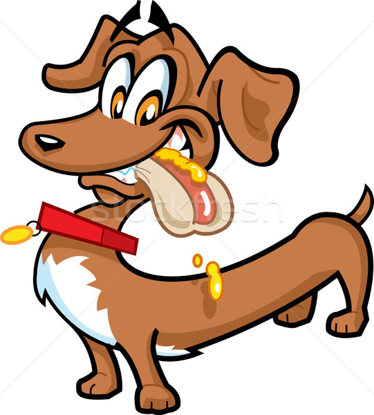 541x600 Dachshund Stock Vectors, Illustrations And Cliparts Stockfresh