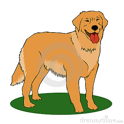 400x400 Golden Retriever Clip Art Amp Look At Golden Retriever Clip Art Clip