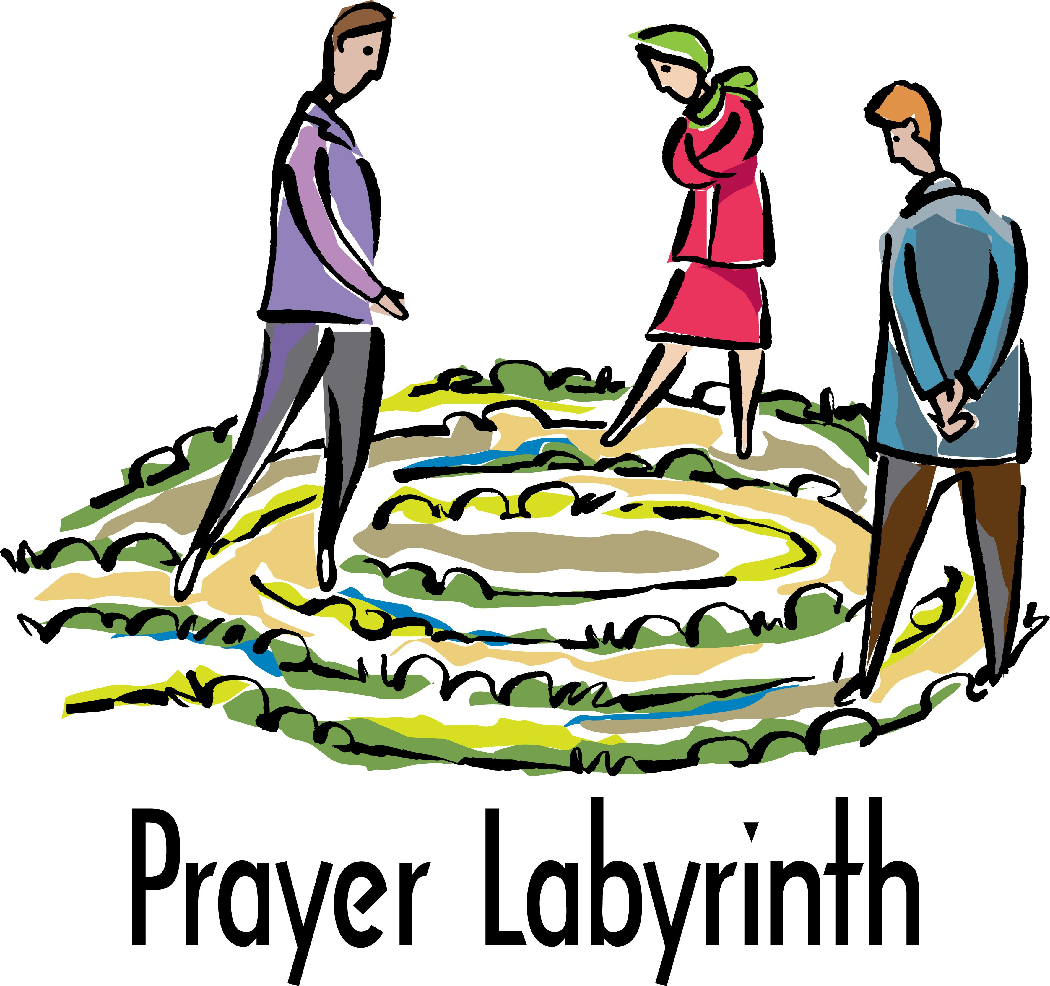 3554x3337 Beacon Falls Congregational Church Prayer Labyrinth By Cri