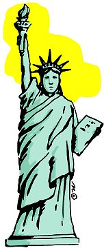 152x360 Statue Of Liberty. Fotosearch