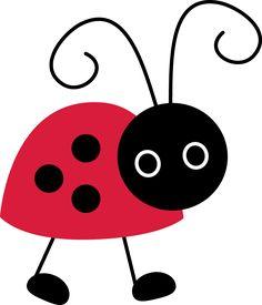 236x275 Cartoon Images Of Ladybugs Cartoon Ladybug Clipart Party