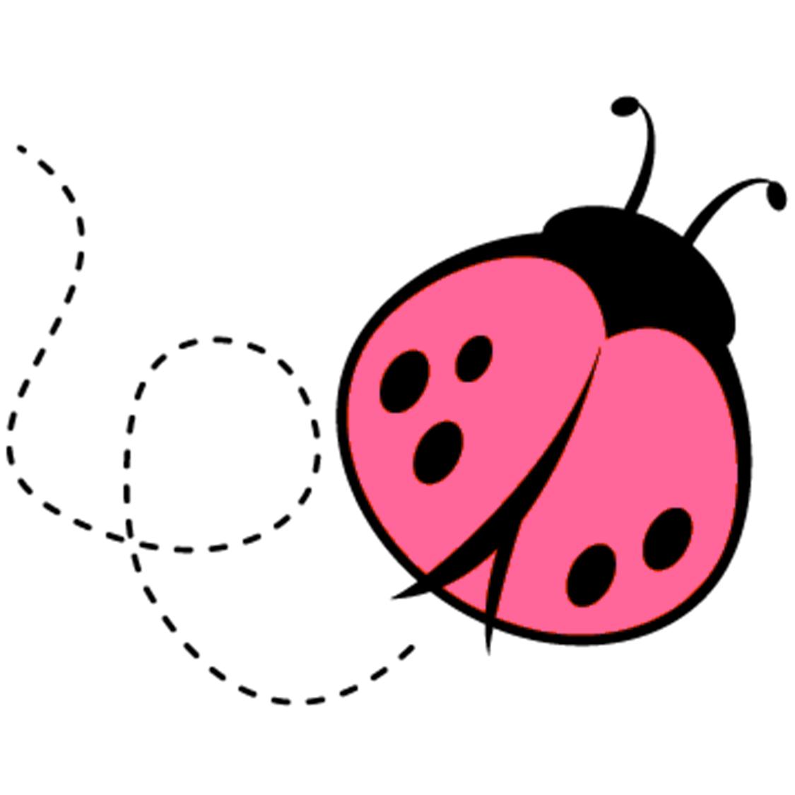 1125x1125 Complete Ladybug Template Fun Stuff To Do