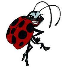 225x225 Free Ladybug Coloring Pages To Print Out And Color 3 Clip Art