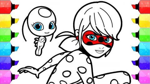 480x270 Ladybug Coloringagedf Miraculousagesrintable Colouring Coloring