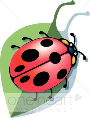 298x388 Ladybug Clipart Garden Wedding Clipart