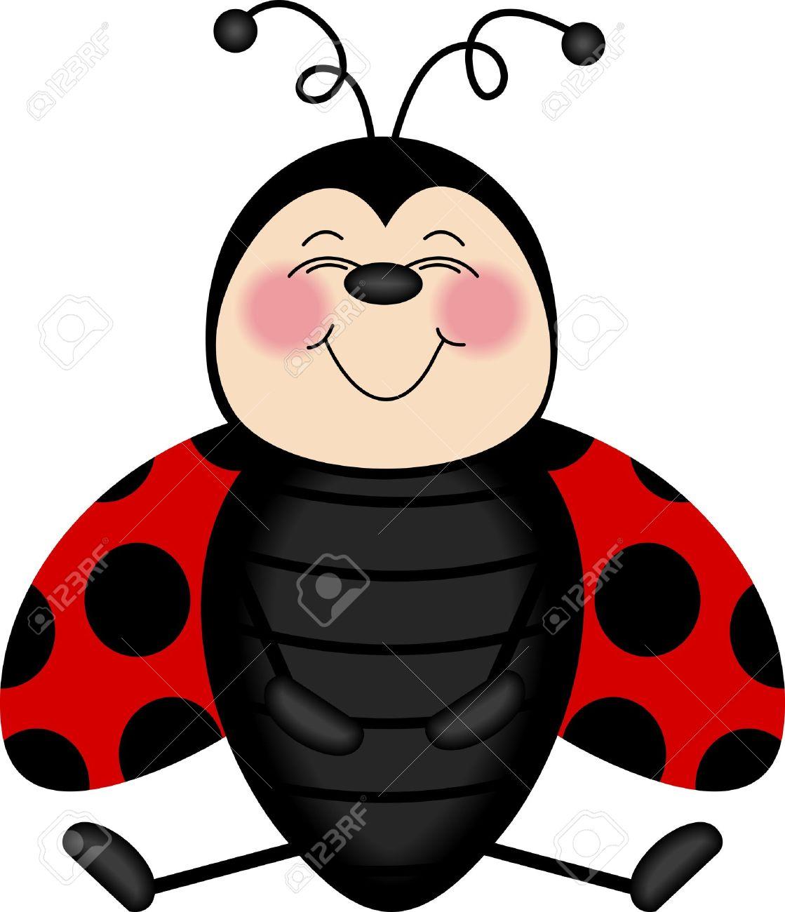 1119x1300 Cartoon Ladybug Clipart