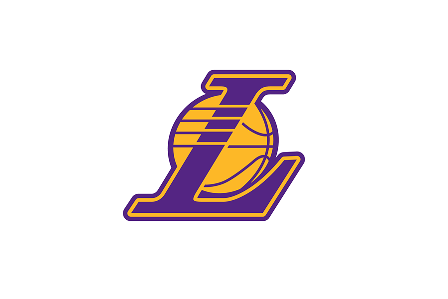900x600 Michael Weinstein Nba Logo Redesigns Los Angeles Lakers