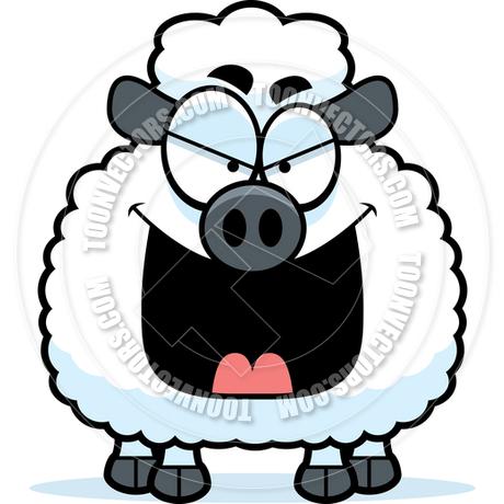 460x460 Evil Sheep Clipart Amp Evil Sheep Clip Art Images