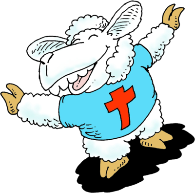 400x395 Image Download Happy Lamb