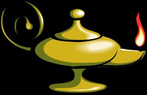 300x194 Oil Lamp Clipart Aladin Lamp Clip Art