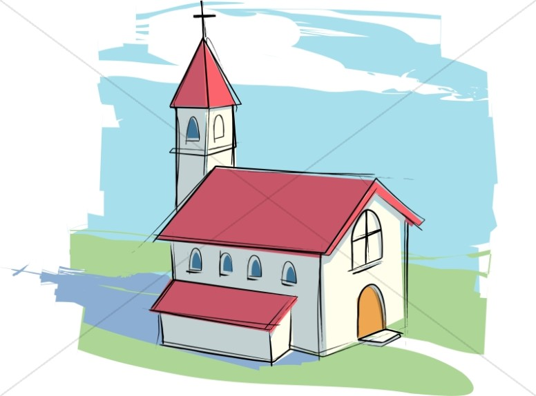 776x574 Clipart Of Church Building Clip Art Free Images Clipartbarn