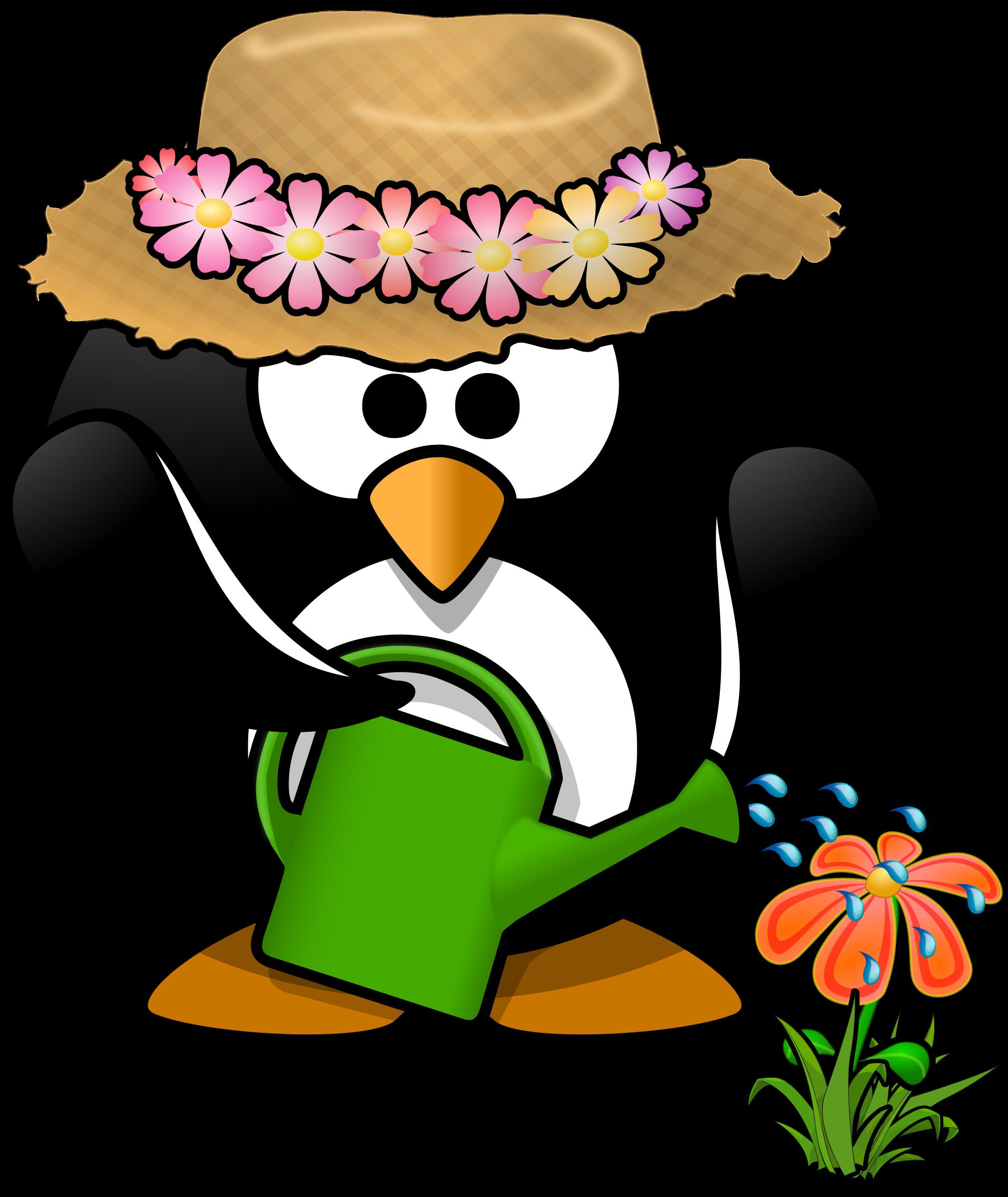 2022x2400 Microsoft Clip Art Gardening Clipart Garden Penguin Toublanc Info
