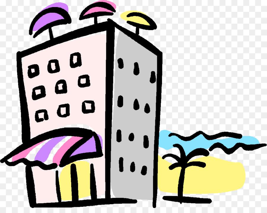 900x720 Hotel Beach Inn Clip Art