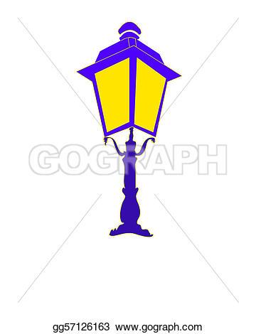 360x470 Illuminated Lantern Clipart