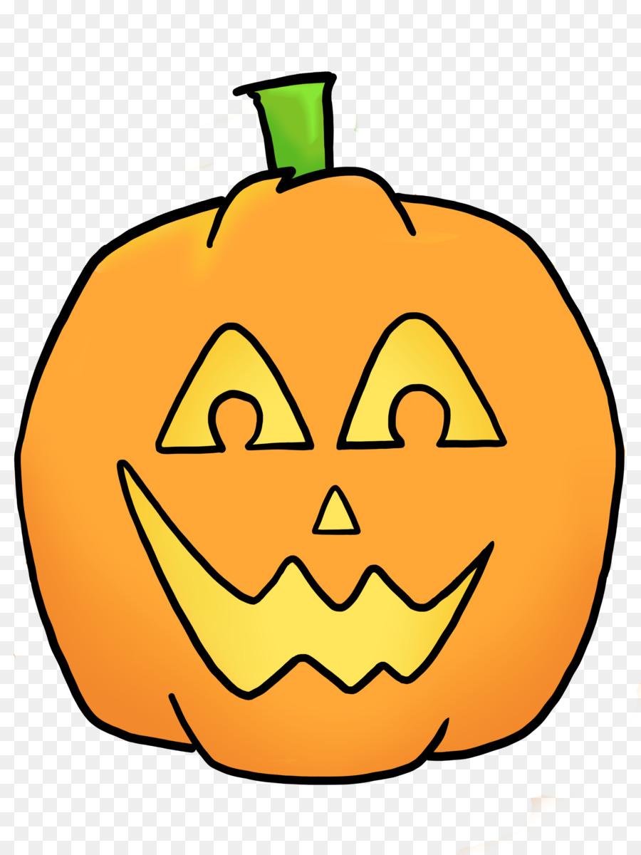 900x1200 Jack O Lantern Halloween Clip Art