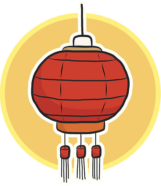 528x612 Paper Lantern Clipart Animated