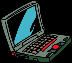 299x261 Laptop Computer Clip Art