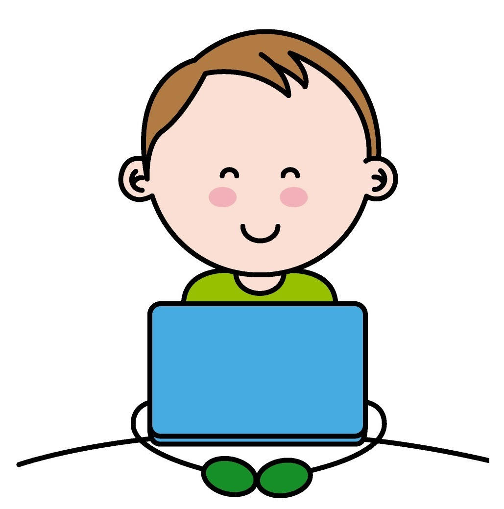 1029x1039 Laptop Clipart School Child