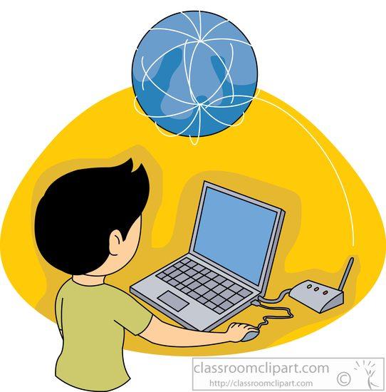 542x550 Internet Clipart Internet Clipart Laptop Computer To Surf World