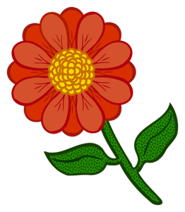 Large Flower Clipart