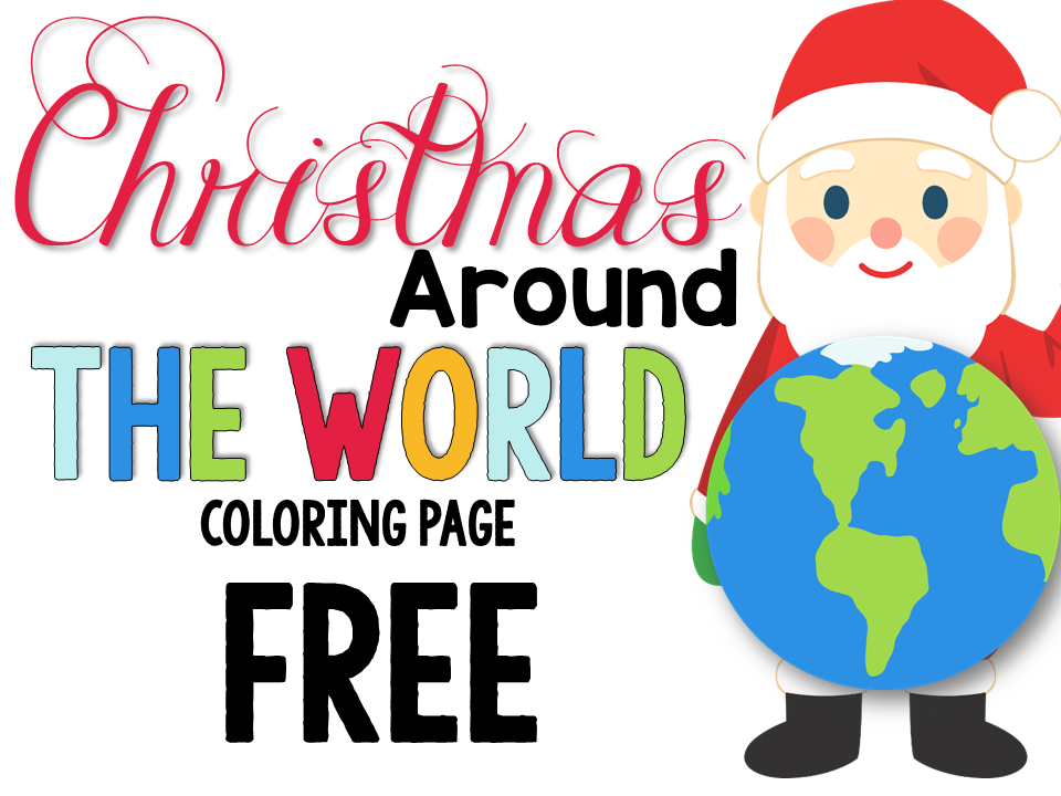 960x720 Christmas Around The World Book List Freebie