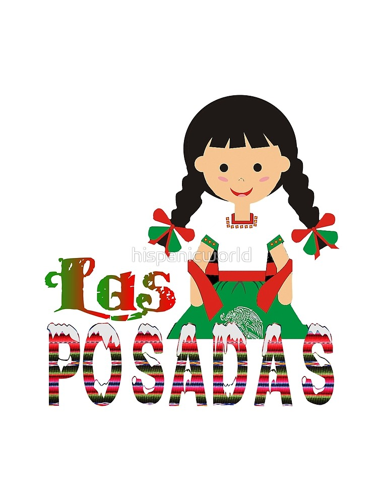 750x1000 Las Posadas Mexican Christmas Celebration Graphic T Shirt By