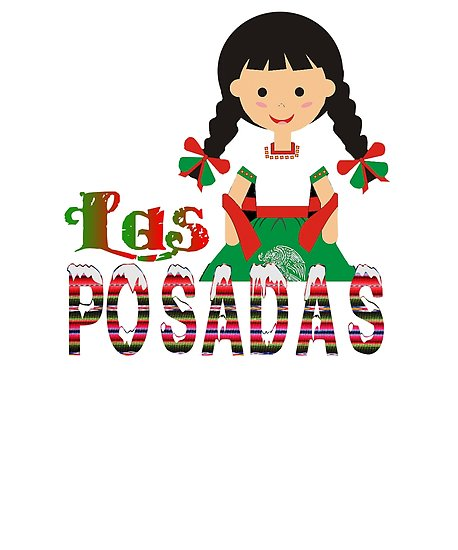 458x550 Las Posadas Mexican Christmas Celebration Posters By
