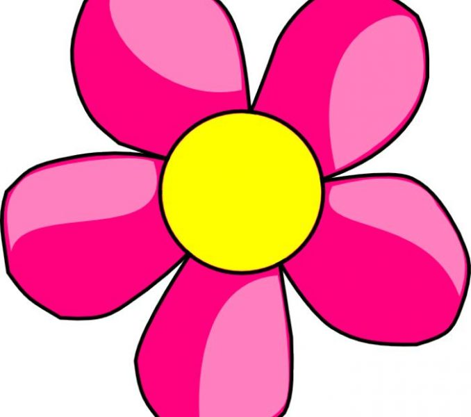 678x600 Free Flower Clipart Beautiful Flower