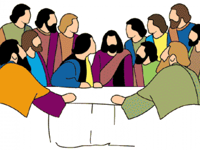 640x480 Lord's Supper Cliparts Free Download Clip Art