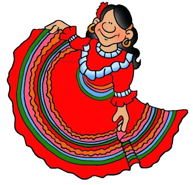 648x623 Hispanic Clip Art The Site Also Has Excellent Resources