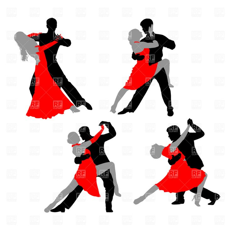 736x736 Latin Clipart Couple Dance