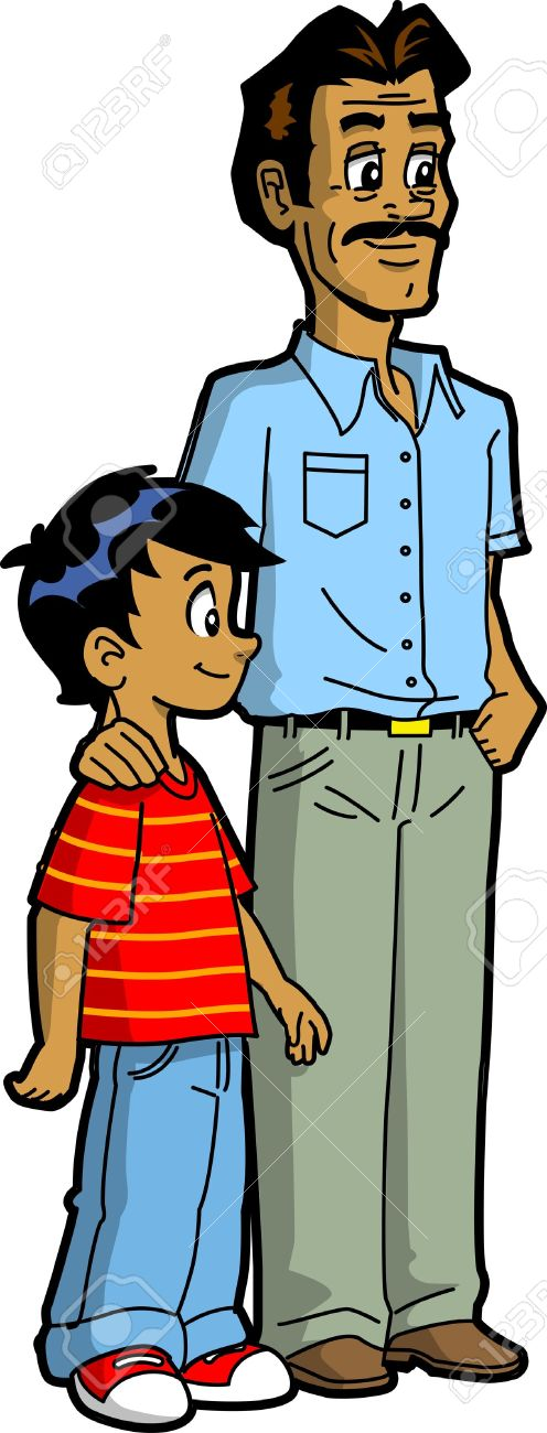 496x1300 Collection Of Latino Family Clipart High Quality, Free