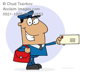 300x267 Latino Mailman Clipart Amp Stock Photography Acclaim Images