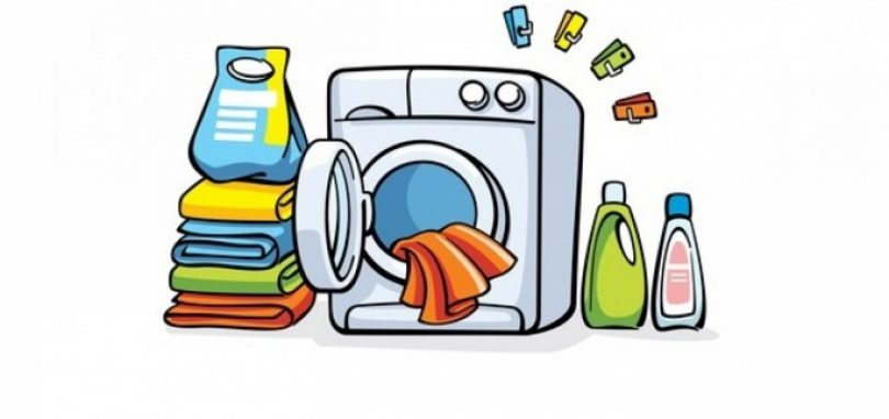 810x382 Collection Of Washing Machine Clipart High Quality, Free