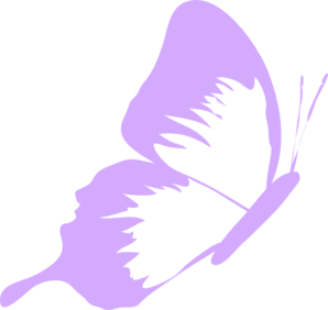 298x282 Lavender Butterfly Clip Art Clipart Collection