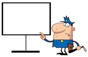 300x196 Free Law Enforcement Clipart Image 0521 1005 1013 4113 Computer