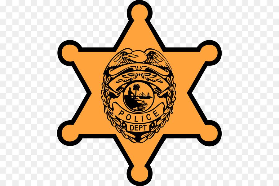 900x600 Badge Police Officer Clip Art