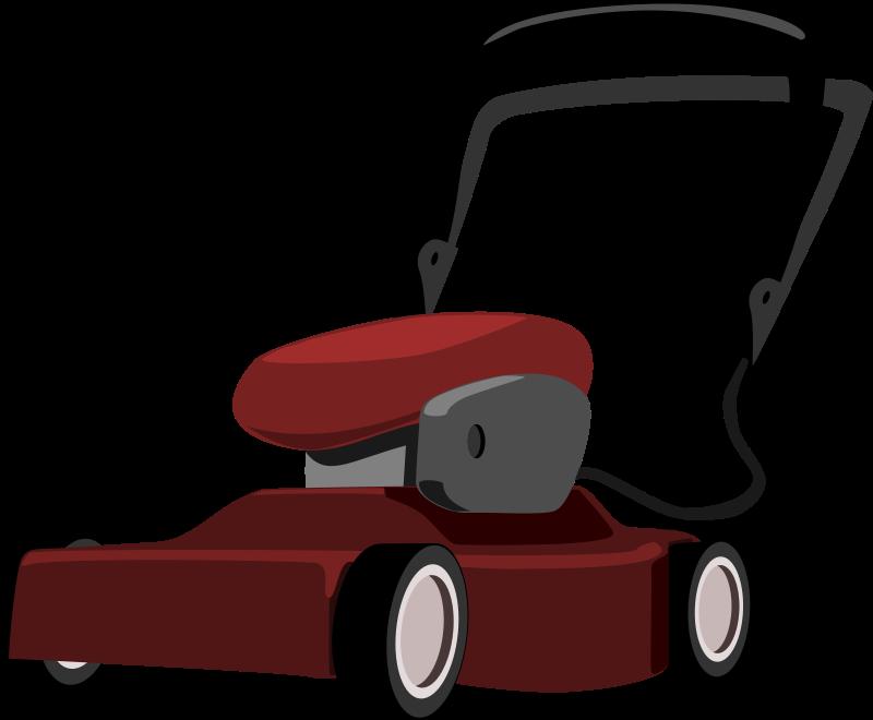 800x660 Free Clipart Lawn Mower Tzunghaor