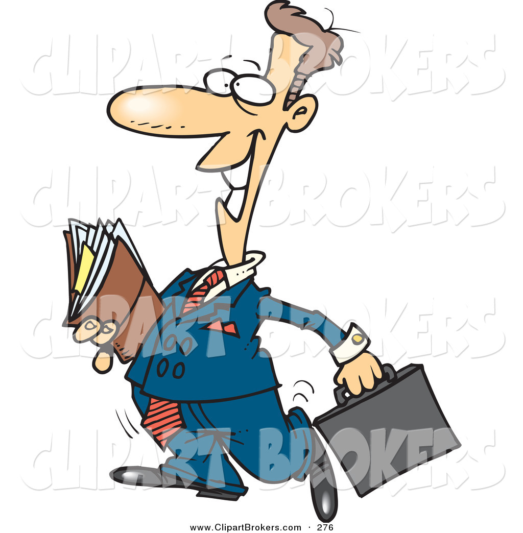 1024x1044 Clip Art Cartoon Of A Cartoon Lawyer Carrying Files To The Right