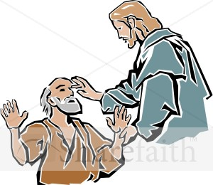 300x260 Miracles Of Jesus Clipart