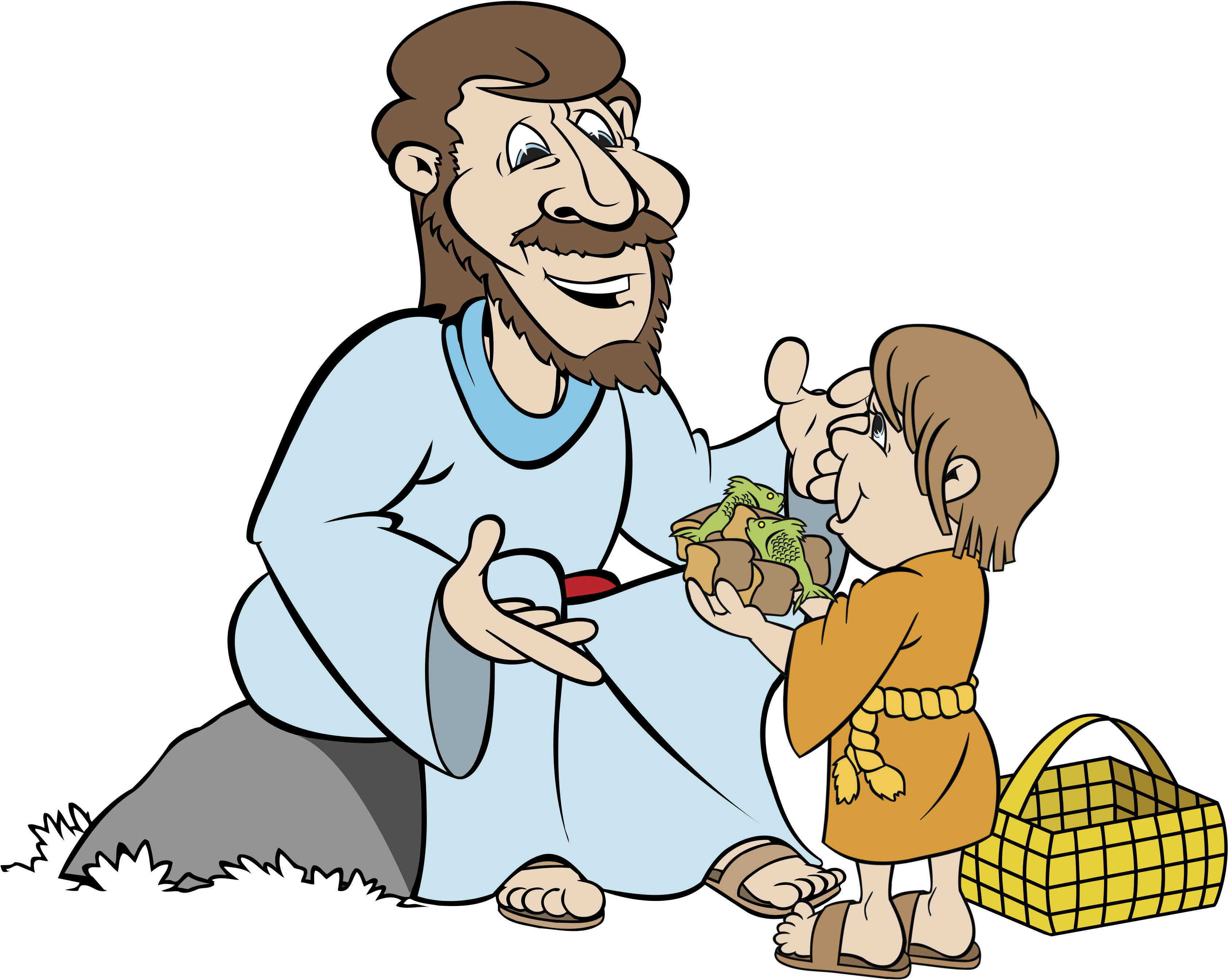 3369x2690 The Miracles Of Jesus Clipart Amp The Miracles Of Jesus Clip Art