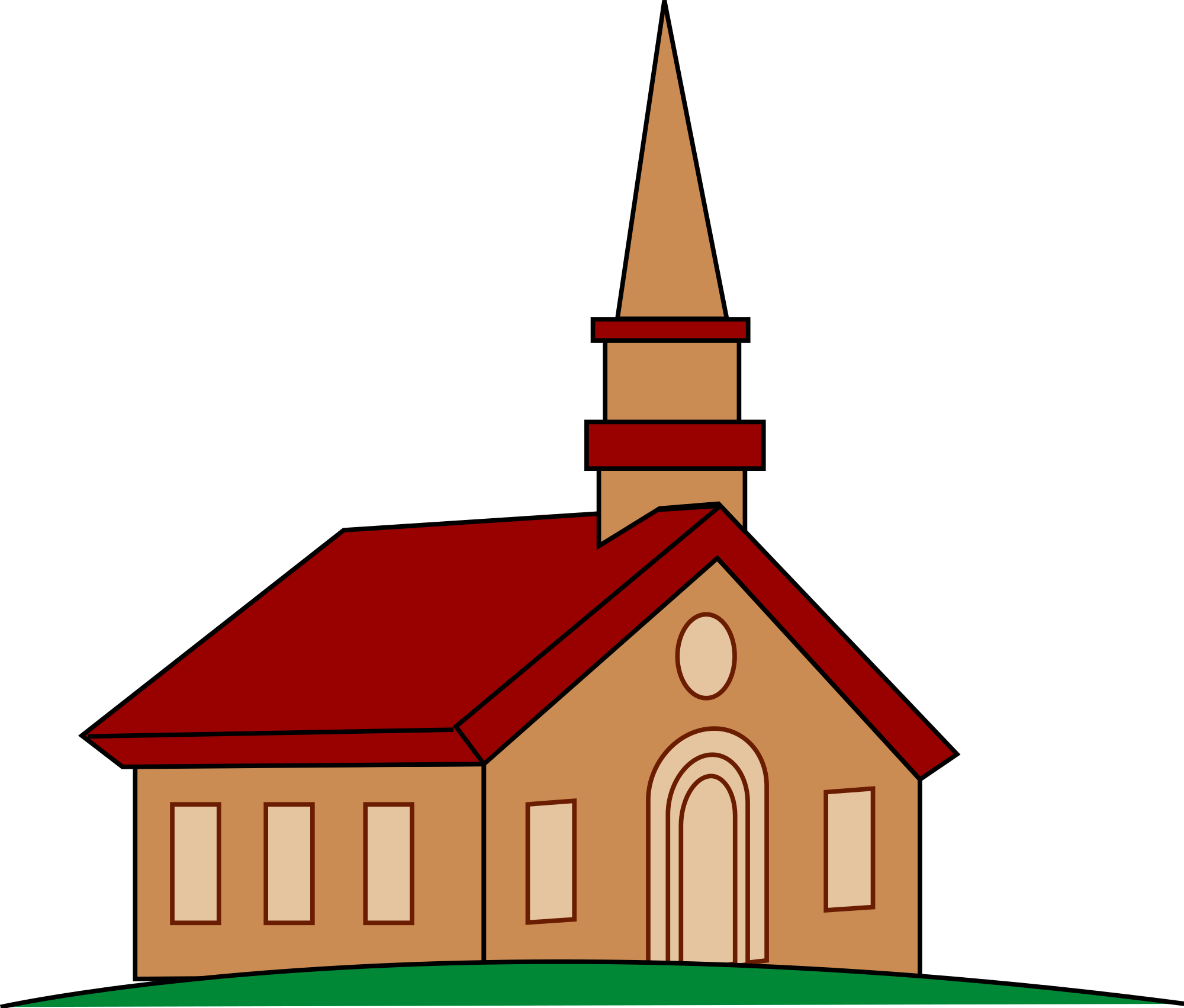 Lds Church Clipart