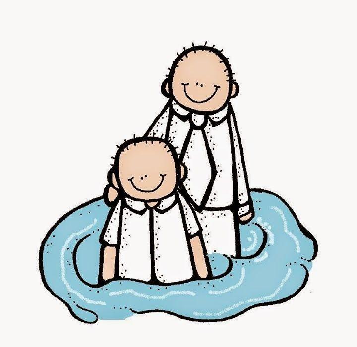 720x700 As Tontas Ao Apostila De Para O Batismo