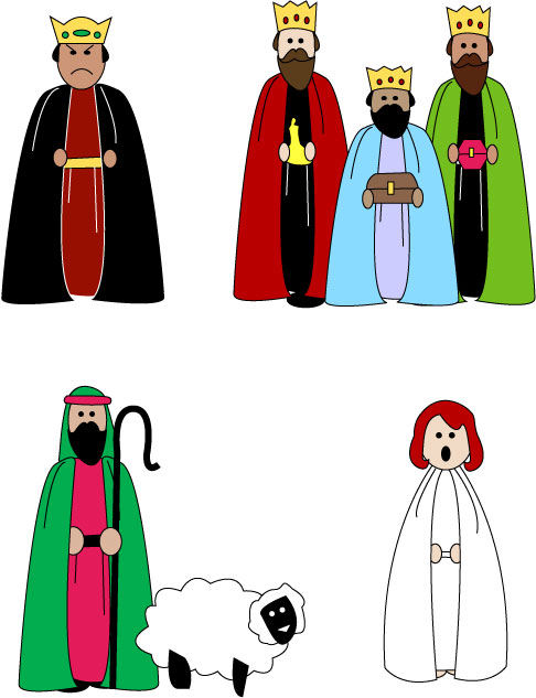486x633 Collection Of Lds Manger Scene Clipart High Quality, Free