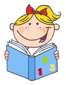 234x300 Learning Cartoon Clipart Image